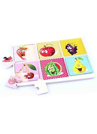 Learning Toys Ahşap Oyuncakları Renkli